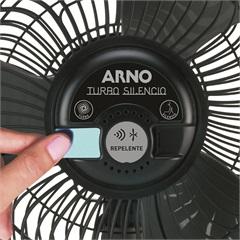 Circulador de Ar Repelente Turbo Silêncio 220v - Arno