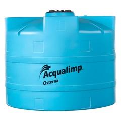 Cisterna em Polietileno 10.000 Litros Azul