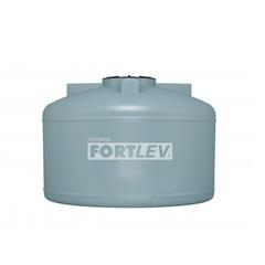 Cisterna em Polietileno 5000 Litros Cinza - Fortlev