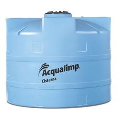 Cisterna para Água da Chuva 10000 Litros Azul - Acqualimp