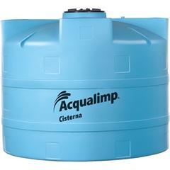 Cisterna para Água da Chuva 2800 Litros Azul - Acqualimp