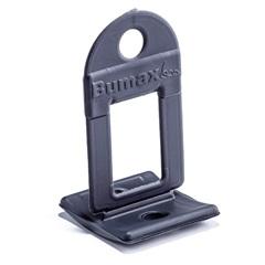 Clipe Espaçador N5 em Plástico 2mm com 50 Peças - Bumax