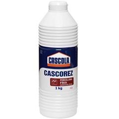 Cola Cascorez Cola para Porcelana Fria 1kg - Cascola