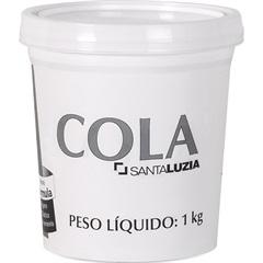 Cola para Fixação de Rodapé 1kg