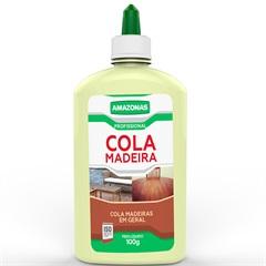 Cola para Madeira 100g - Amazonas