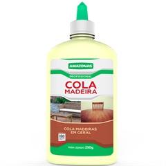 Cola para Madeira 250g - Amazonas