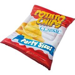 Colchão Inflável para Piscina Batata Chips