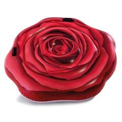 Colchão Inflável para Piscina Rosa Vermelha