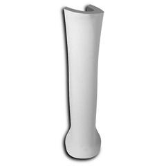 Coluna para Lavatório Azálea 59x18,5cm Branca - Celite