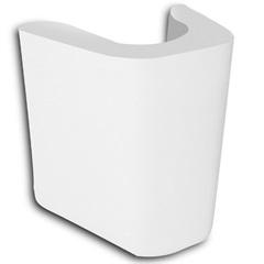 Coluna Suspensa para Lavatório Like Branca - Celite