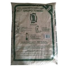 Concreto Ensacado 20kg - Grupo Tomino