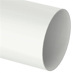 Condutor Circular Aquapluv Style Branco