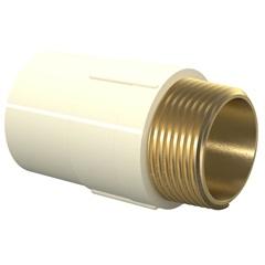 Conector Macho Aquatherm 1''X28mm Bege - Tigre