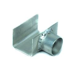 Conexão para Ralo Linear em Alumínio Seca Tudo Central Lateral 45mm - Aminox