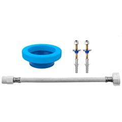 Conjunto Completo para Instalação de Bacia Sanitária - Blukit