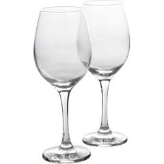 Conjunto de Taça Vinho Tinto Barone 385ml 6 Peças Cristalino - Nadir