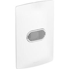 Conjunto Interruptor Simples 10a Nereya 4x2'' Branco - Pial Legrand