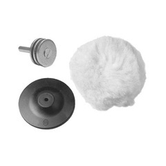 Conjunto para Polir para Furadeira  - Bosch