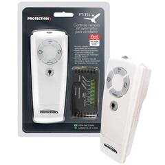 Controle Remoto para Ventilador de Teto Branco - Protection
