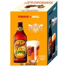 Copo para Cerveja Colorado 350ml Transparente - Globimport