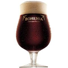 Copo para Cerveja em Vidro Bohemia Escura 400ml Transparente - Ambev