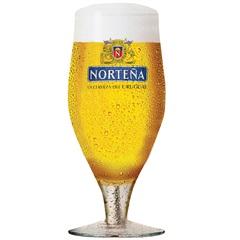 Copo para Cerveja em Vidro Norteña 310ml Transparente  - Ambev
