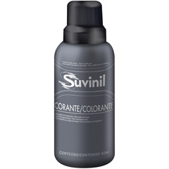 Corante Líquido Preto 50ml - Suvinil