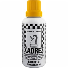 Corante Líquido Xadrez Amarelo 50ml - Sherwin Williams