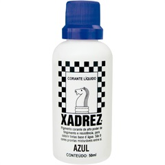 Corante Líquido Xadrez Azul 50ml - Sherwin Williams