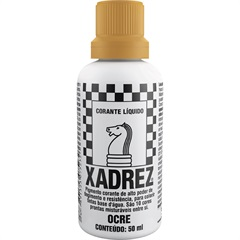 Corante Líquido Xadrez Ocre 50ml - Sherwin Williams