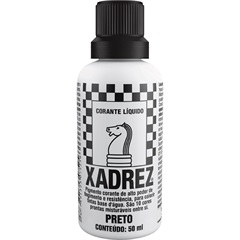 Corante Líquido Xadrez Preto 50ml - Sherwin Williams