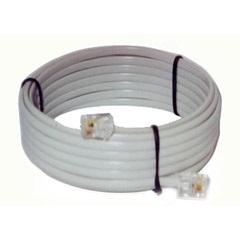 Cordão para Telefone Liso 10m  - Conecte