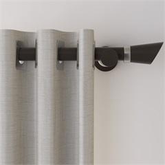 Cortina Bali Marfim 230x280cm - Belchior