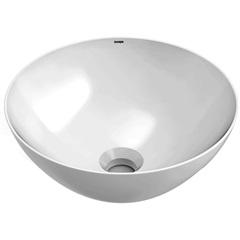 Cuba de Apoio para Banheiro Platinum Branca 35x35cm - Incepa