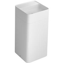 Cuba de Piso com Mesa Quadrada 85x41,5cm Branco - Deca