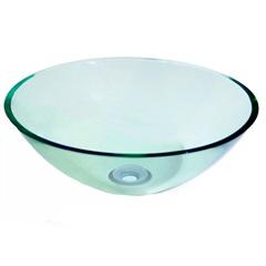 Cuba Oval Sicília 47x33cm Transparente - Casanova