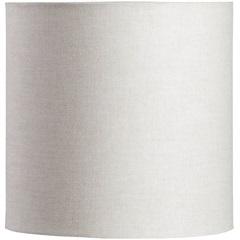 Cúpula Cilíndrica Lisa Bege 20cm - LS Ilumina