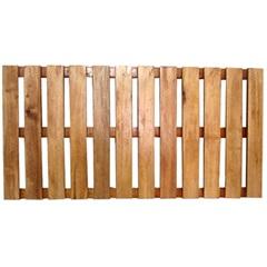 Deck em Madeira Pinus 100x50cm Natural - Casa UD