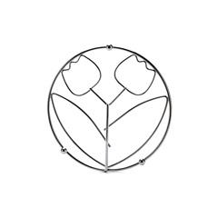 Descanso de Panela Cromado Ref: 110530 - Wireking