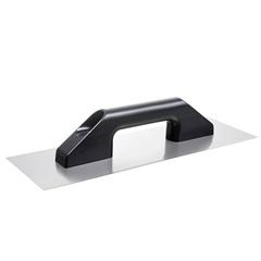 Desempenadeira em Aço Lisa Cabo Plástico 38x12cm - Cortag