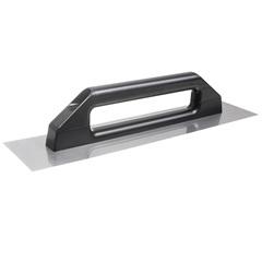 Desempenadeira em Aço Lisa Cabo Plástico 48x12cm - Cortag