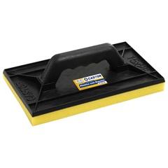 Desempenadeira em Plástico com Espuma 15x26cm - Castor