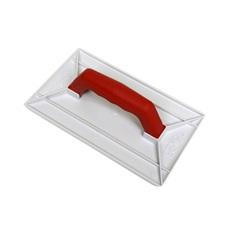 Desempenadeira em Plástico para Grafiato Branca 15x26cm - Castor