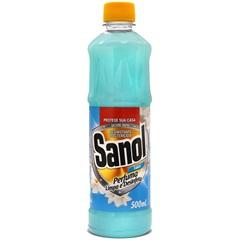 Desinfetante Leitoso Talco 500ml - Sanol