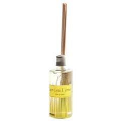 Difusor de Aromas Sticks Capim Limão 250ml - Casa Etna