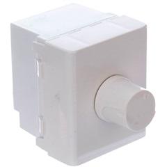 Dimmer Rotativo Branco 127v 300w - Schneider