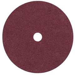 Disco de Lixa de Fibra 4.1/2x7/8'' Grão 24 - Worker