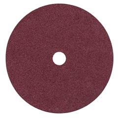 Disco de Lixa de Fibra 4.1/2x7/8'' Grão 80 - Worker