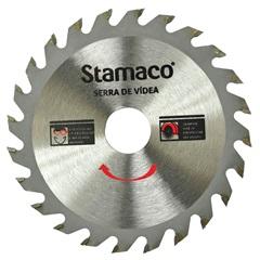 """Disco de Serra em Vídea Serramax 105mm (4.3/8"""") com 24 Dentes - Stamaco"""