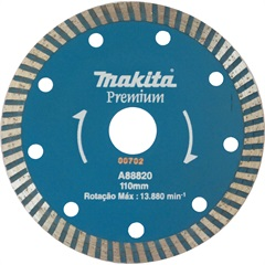 Disco Diamantado Turbo Premium 110mm - Makita